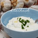 Homemade Yogurt Garlic Dip