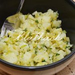 Simple Lenten Potato Salad