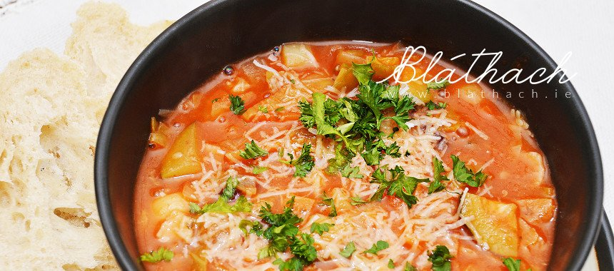 Winter Pasta Minestrone