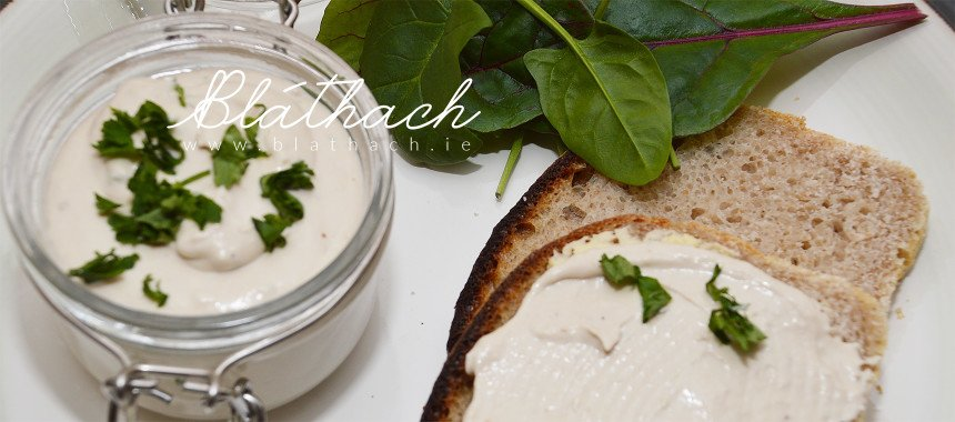 Simple Smoked Mackerel Pâté