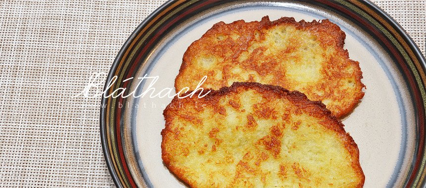 Hash Browns / Potato Pancakes