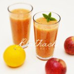 Freshly Made Fruti Smoothie