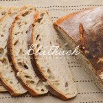 Classic White Sourdough Bread