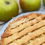 Cinnamon Apple Tart / Apple Pie