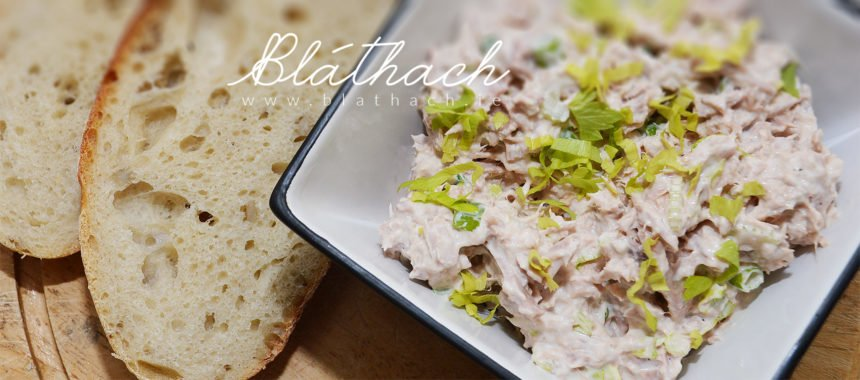 Tuna and Fresh Celery Salad