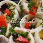Rolled Pickled Herring Fillets