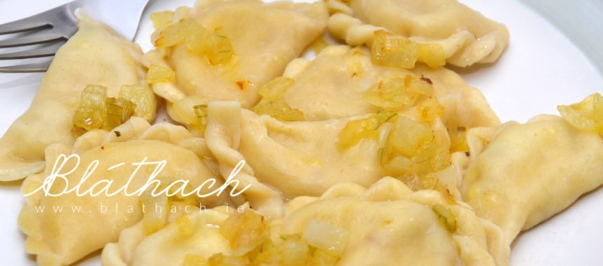 Potato and Cheese Dumplings – Pierogi
