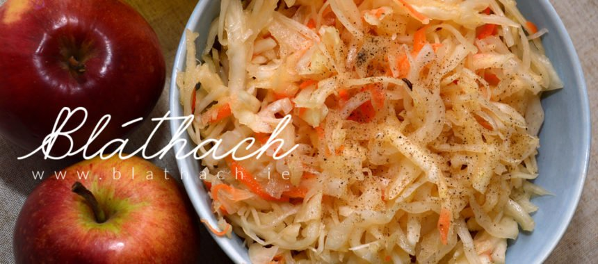 Magical Sauerkraut Salad