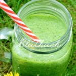 As Green As Possible Smoothie
