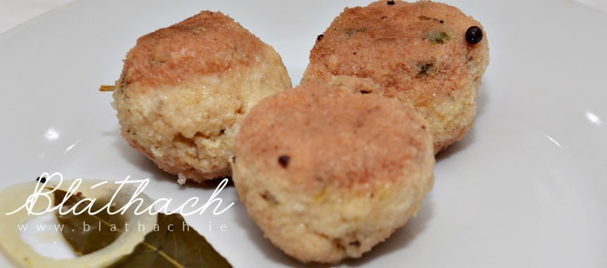 Pickled Fish Balls (Fish Cakes)
