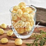 Thyme Puff Pastry Croutons