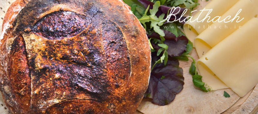 Beetroot Sourdough Bread
