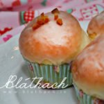 Strawberry Brioche – Muffins