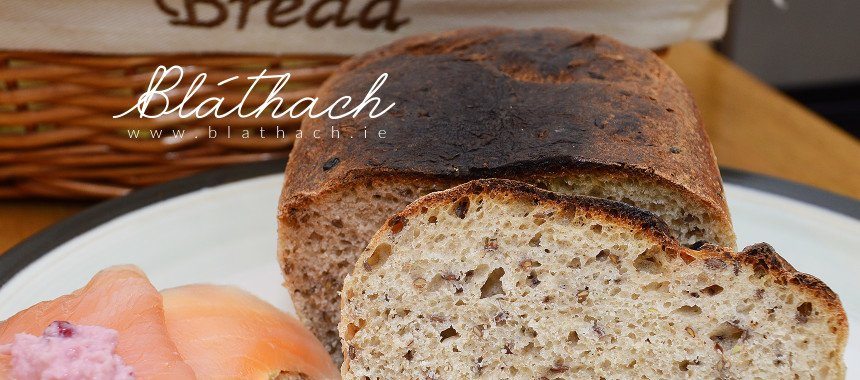 Wholemeal Tin Yeast Bread