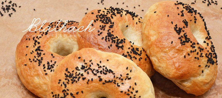 Quick Homemade Bagels