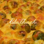 Brussels Sprouts Pasta Bake