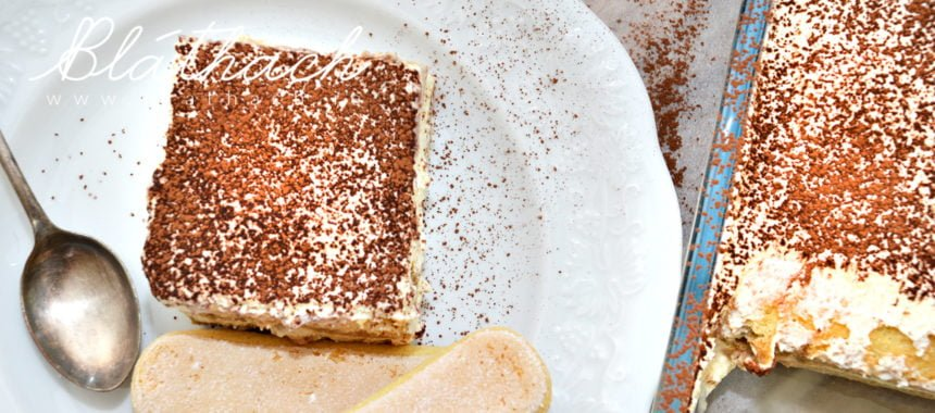 Best-Ever Classic Tiramisu