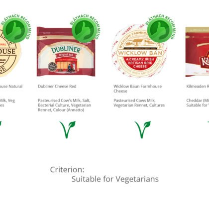 suitable for vegetarians cheese reviews