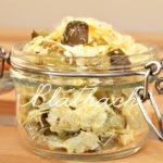 Celeriac and Pickled Gherkin Salad