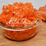 Crunchy Curried Carrot Salad